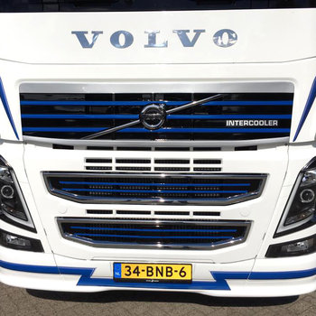 Lower front grille Volvo FH4