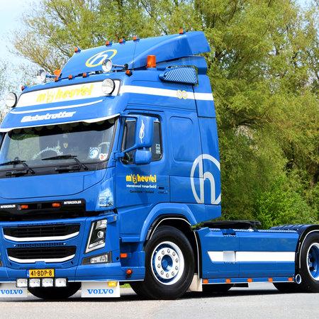 Volvo FM3 & FM4