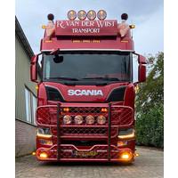 Scania Scania Next Generation sun visor type 2D old lamps