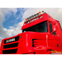 Scania Scania Next Generation Sunvisor 5 Round Bottom