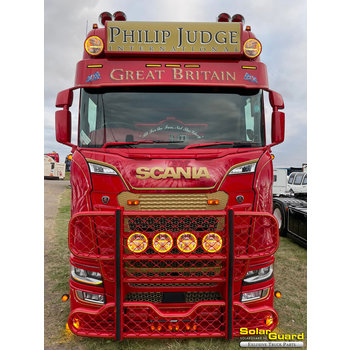 Scania Next Gen Cover Grill