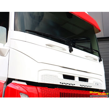 Front Plate Volvo FM4/B