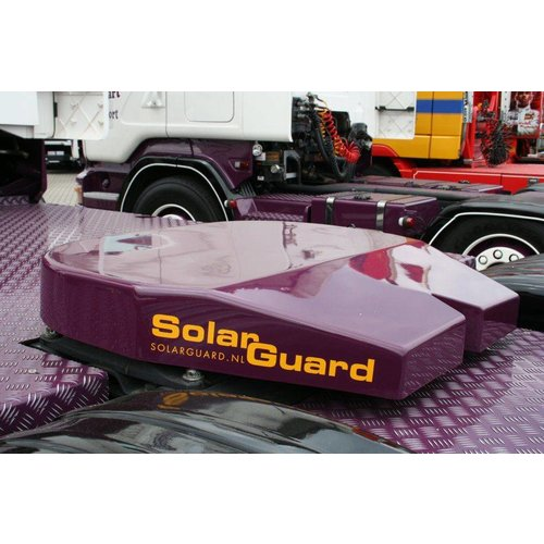 Solar Guard Exclusive Truck Parts universal fifth wheel coupling cover