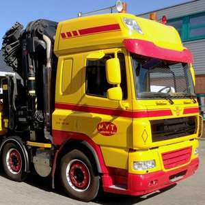 Exclusive accessories DAF Trucks CF 85