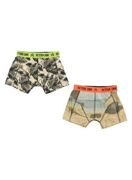 Retour Bruce B - Retour boxershorts (2pack)