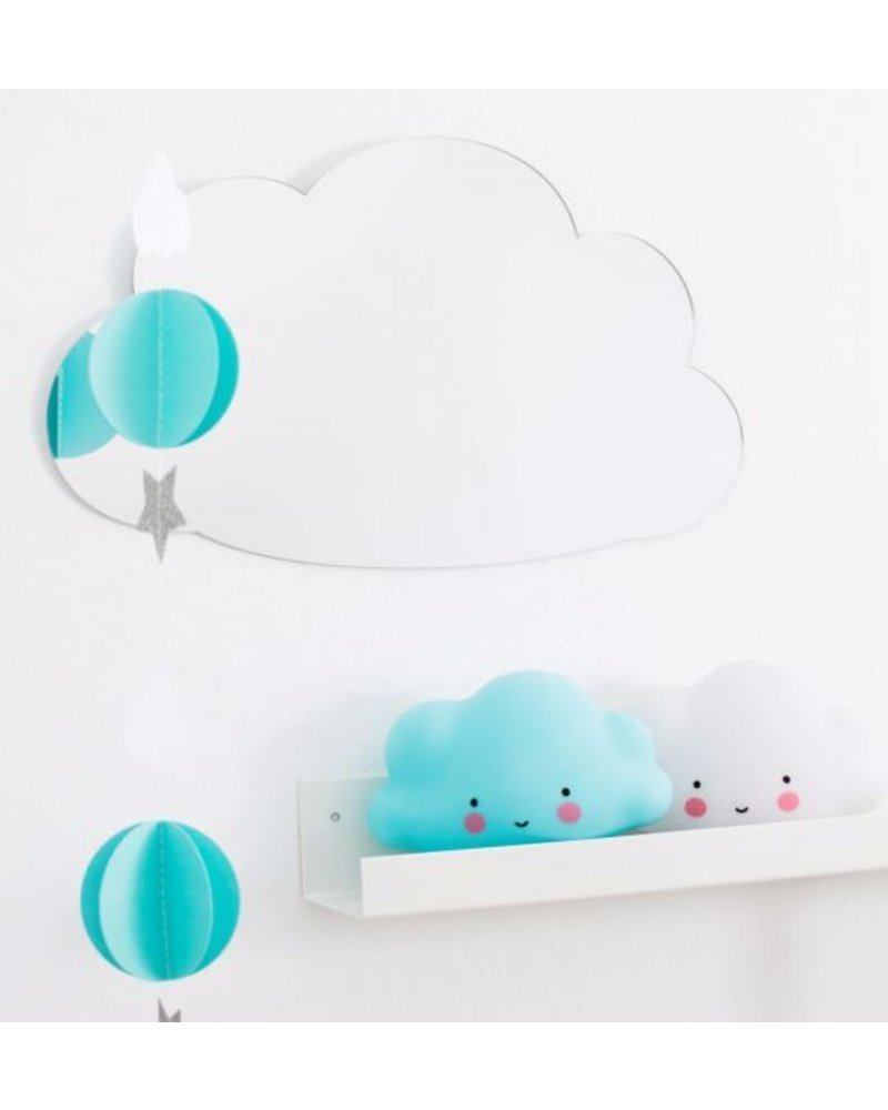 Little Lovely Company Cloud Light Blue