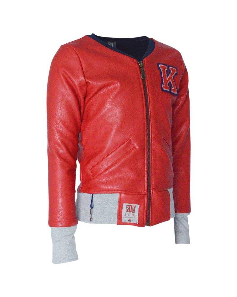 KieStone Kiestone Jacket Rood