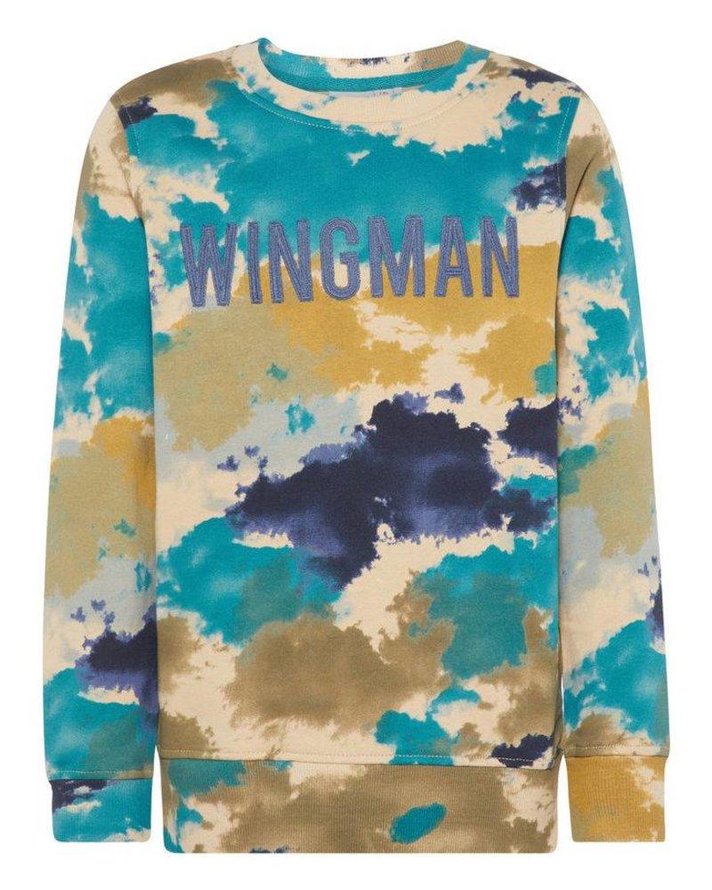 Name It NKM Kaka Sweater - Safari