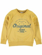 Name It NKM Jasper Sweater - Ochre