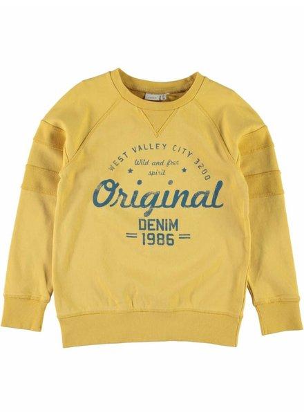 Name It NKM Jasper Sweater - Ochre