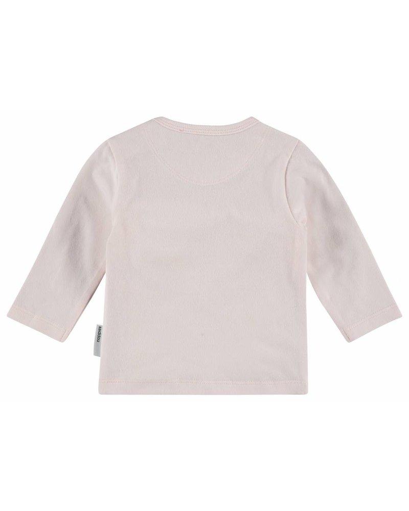 Noppies Tee Kalamazoo - light pink