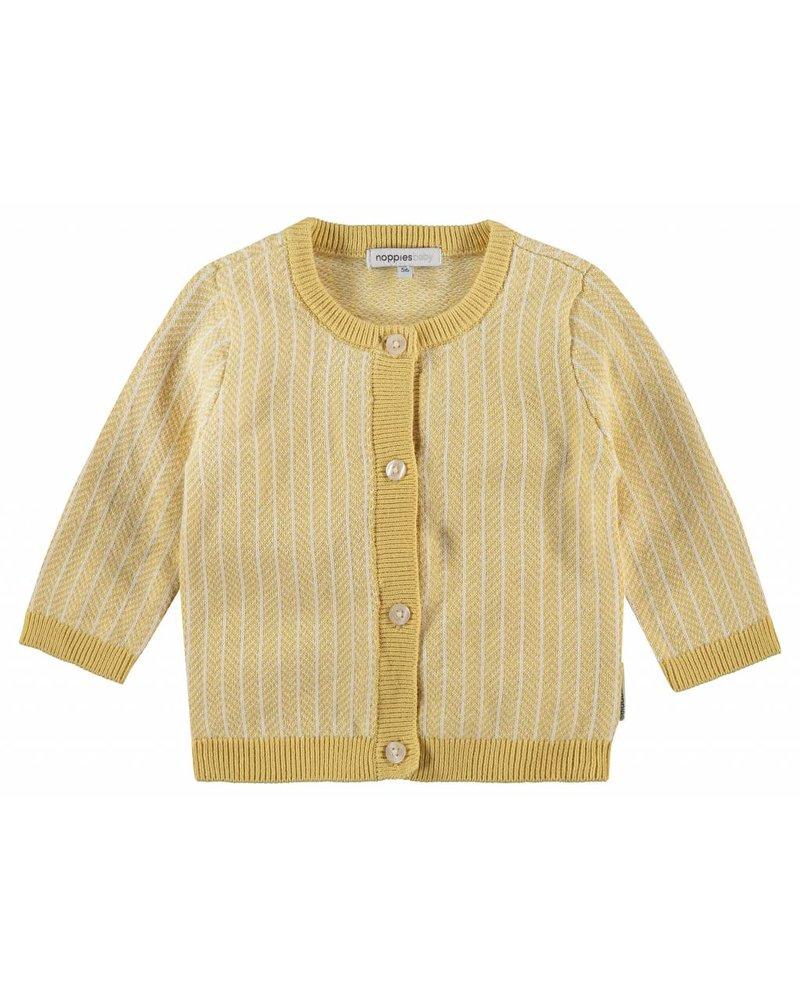 Noppies Cardigan Karby - Yellow