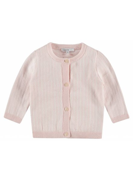 Noppies Cardigan Karby - Light Pink