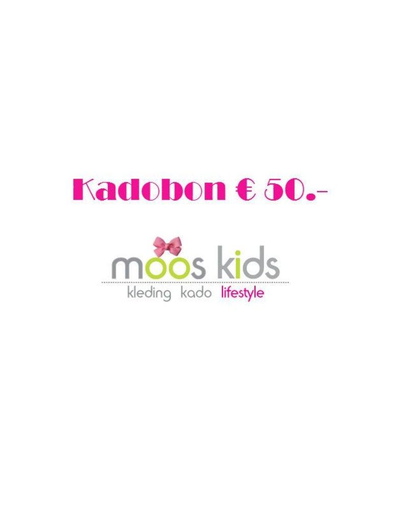 Kadobon 50.-