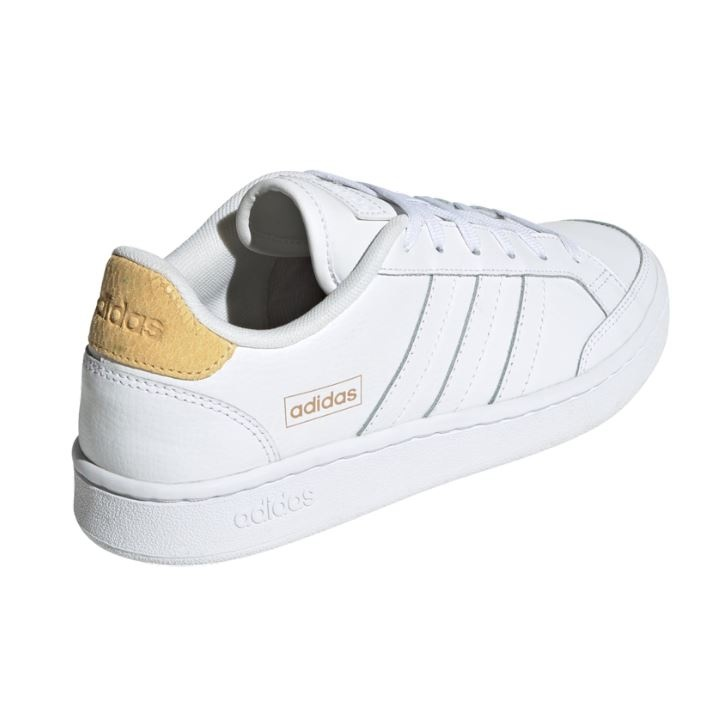 Adidas Grand Court Wit Dames-2
