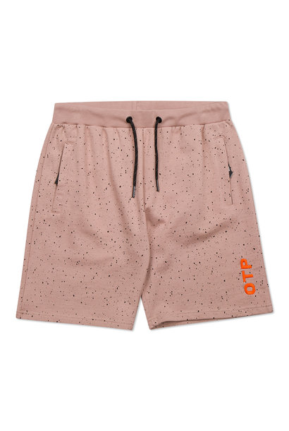 Off The Pitch Short The Cosmic Taupe Heren