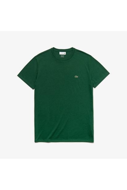Lacoste T-Shirt Groen Heren