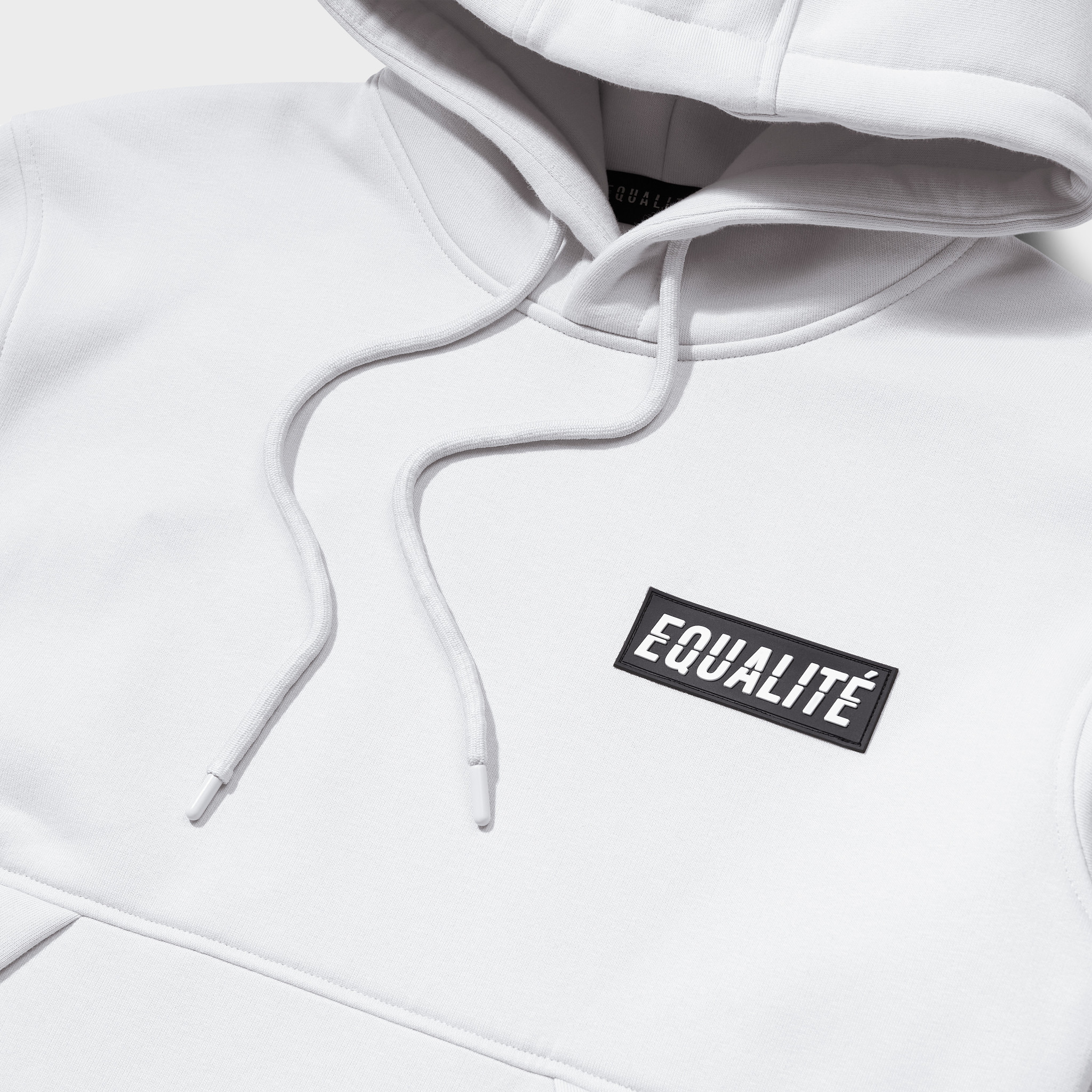Equalité Remy Hoodie Wit-3