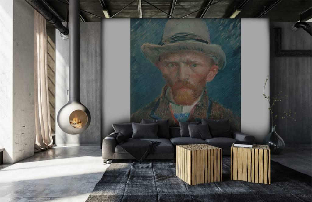 Van Gogh Behang : Rijksmuseum behang behangsite