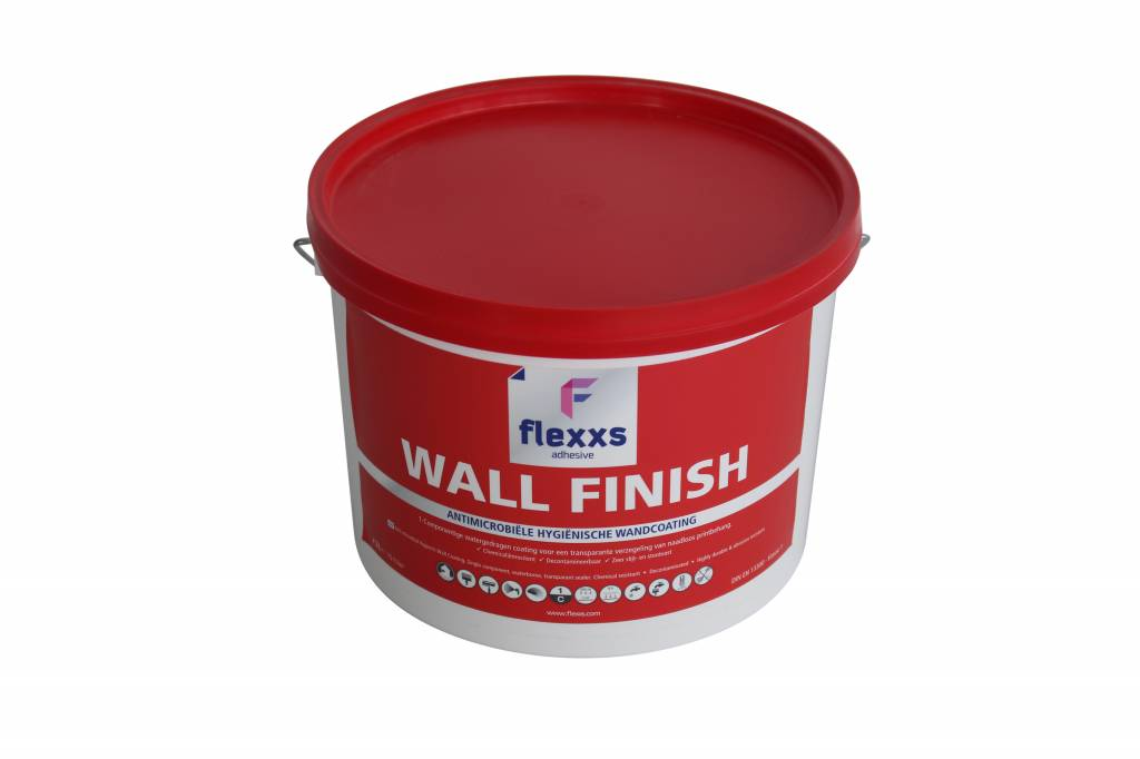 Wandcoating Wall Finish