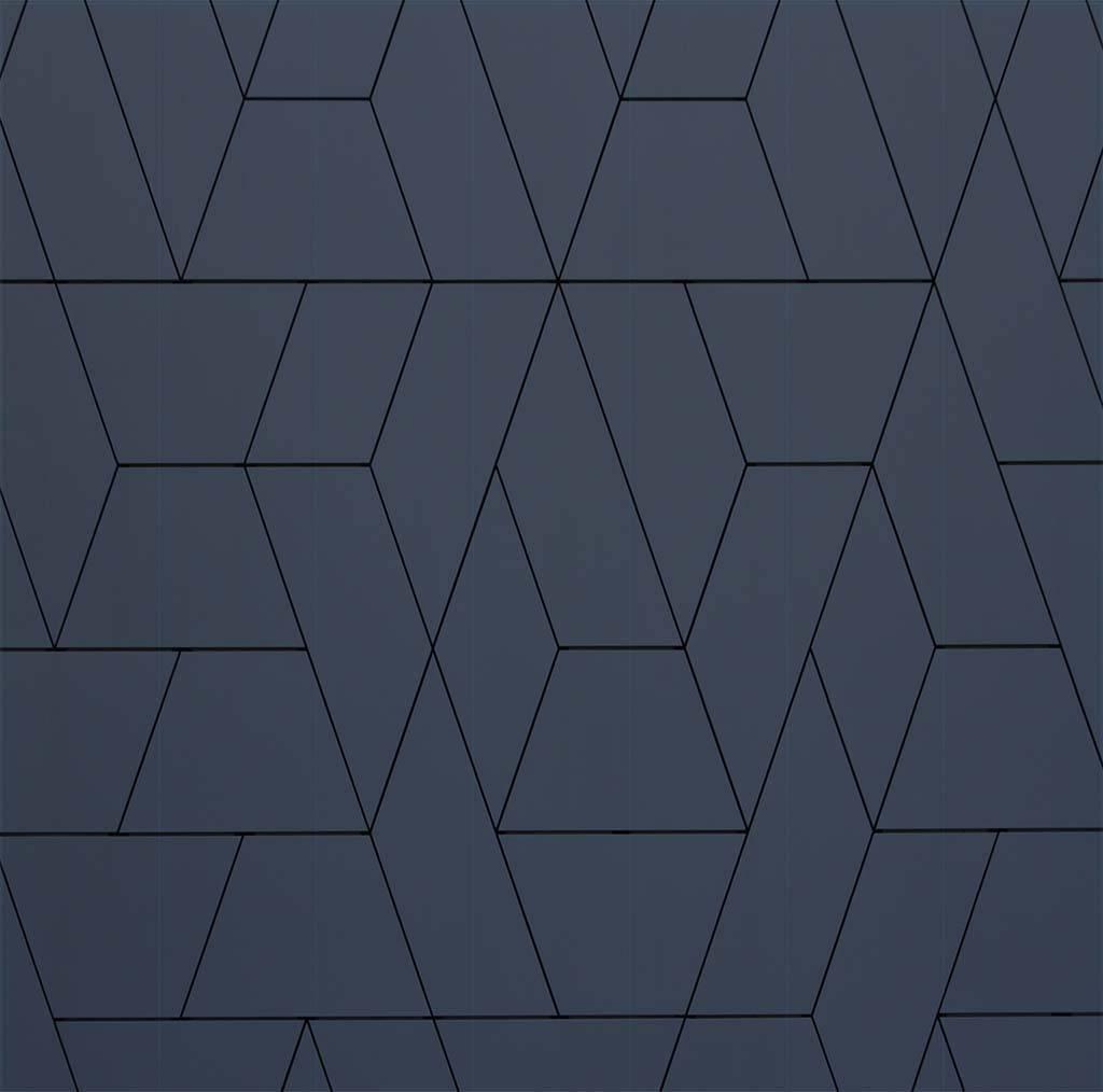 Geometrisch patroon - Outlet - 480x280 cm