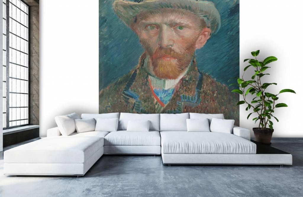 Van Gogh Behang : Van gogh behang