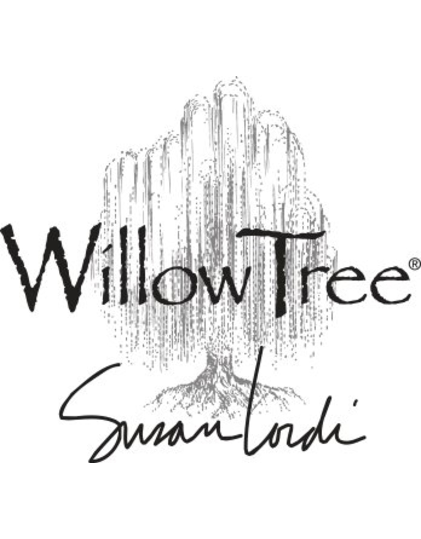 Willow Tree Willow Tree angel of comfort (hond)