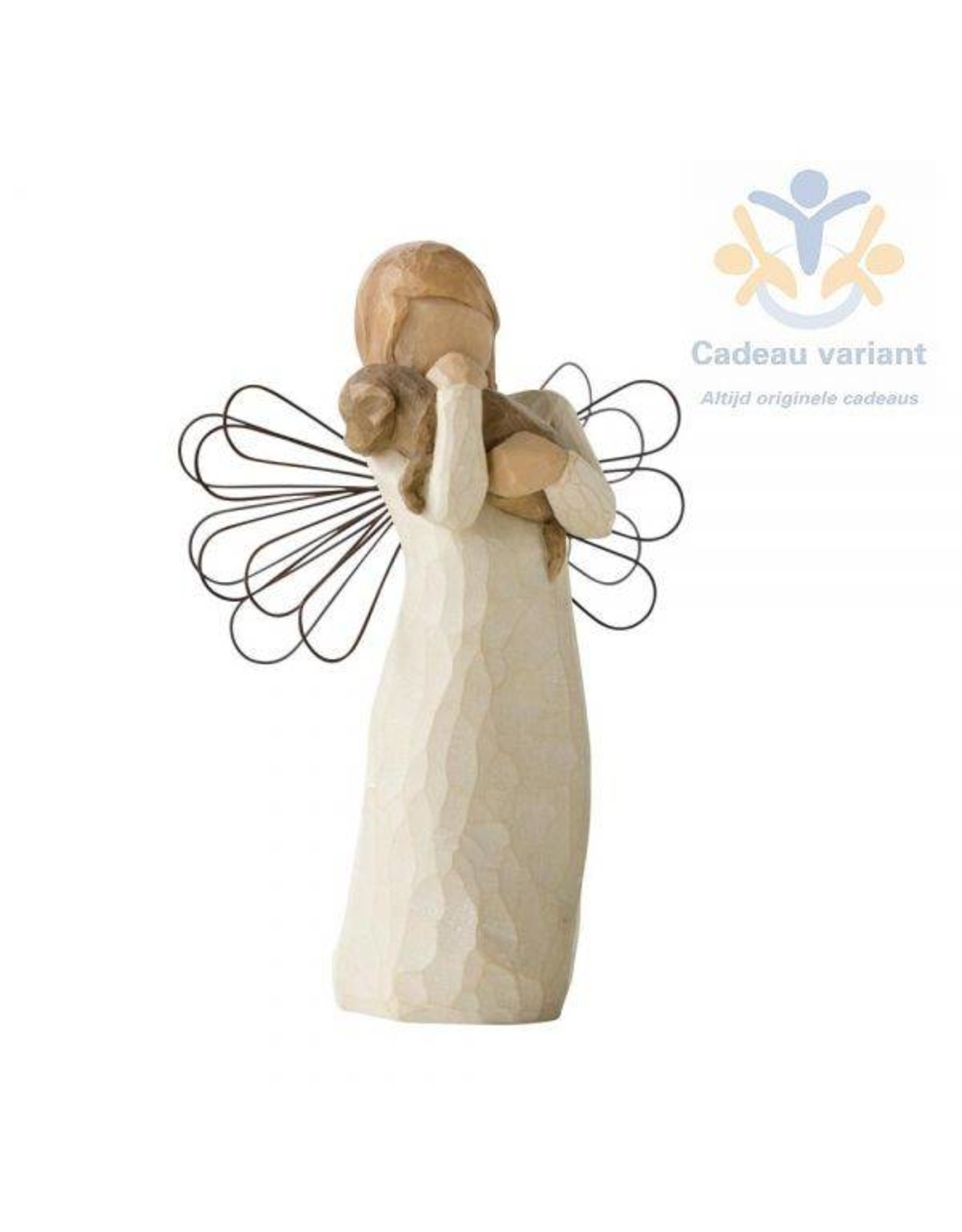 Willow Tree Willow Tree angel of friendship (hond)