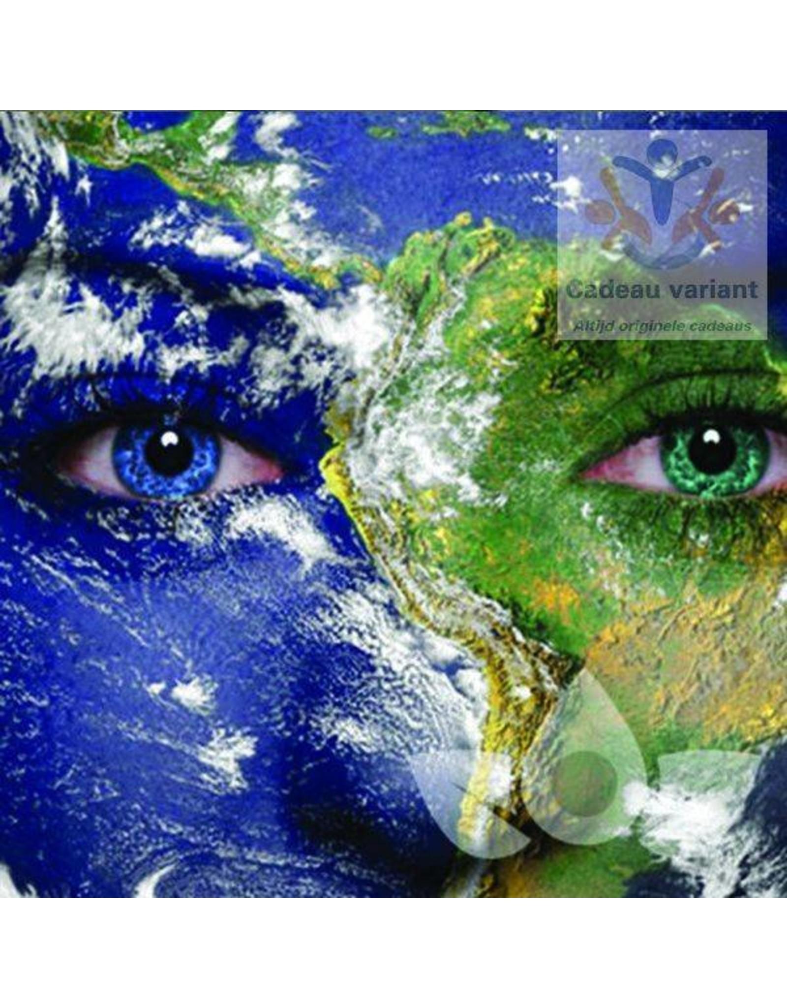 De Groene Linde Auraspray Moeder aarde 50 ml