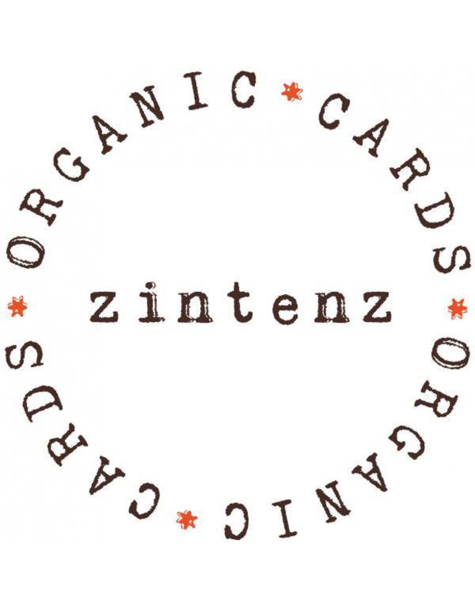 Zintenz Each morning we are born again briefkaart