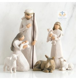 Willow Tree Kerststal -Nativity-