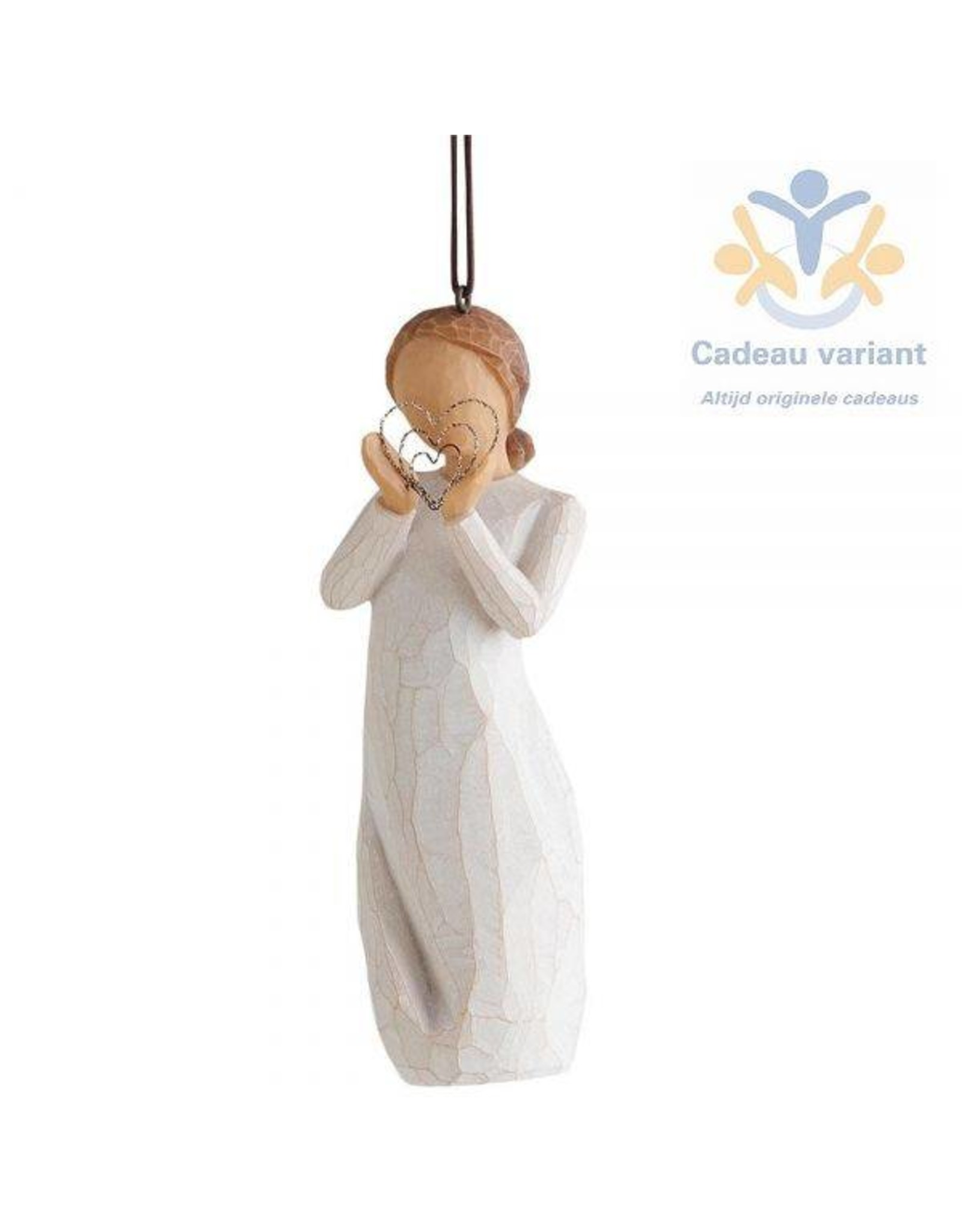 Willow Tree Ornament lots of love