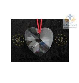 Raamkristal hart