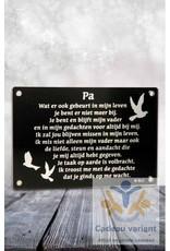 Gedenksteen pa