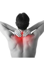 De Groene Linde Massage olie nek en schouder 100 ml