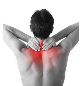 De Groene Linde Massage olie nek en schouder