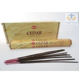 Cedar wierook Hem