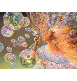 Josephine Wall Josephine Wall Bubble flower Birthday