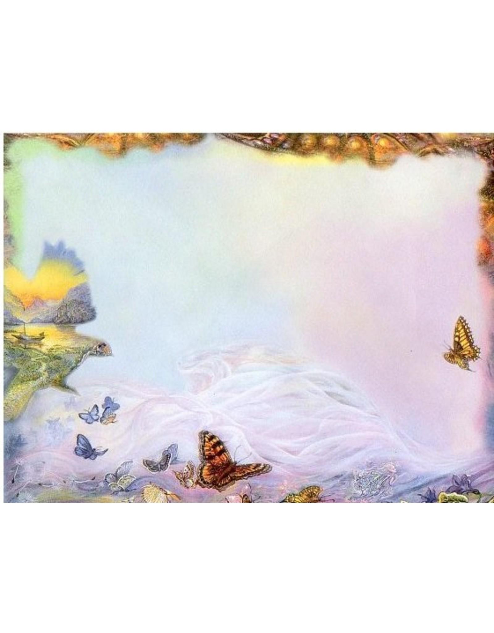 Josephine Wall Josephine Wall Dreams of Atlantis Birthday