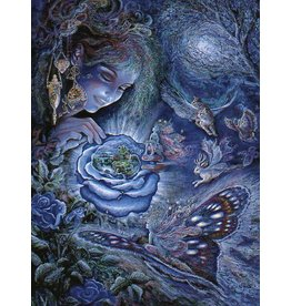 Josephine Wall Josephine Wall Fantasy in blue Birthday