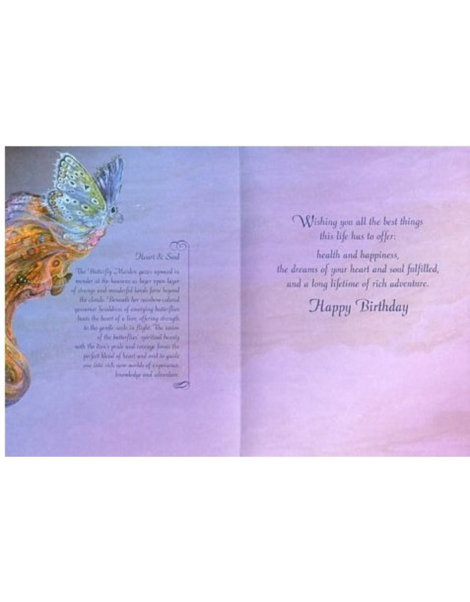 Josephine Wall Josephine Wall Heart en soul Birthday