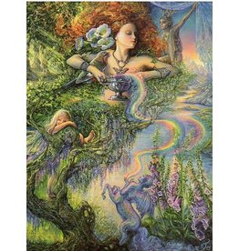 Josephine Wall Josephine Wall Enchantment blanco