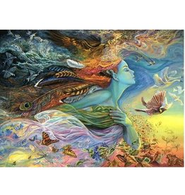Josephine Wall Josephine Wall Spirit of flight blanco