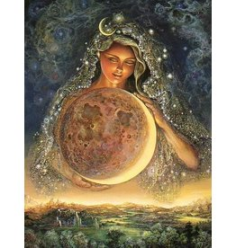 Josephine Wall Josephine Wall Moon goddes encouragement
