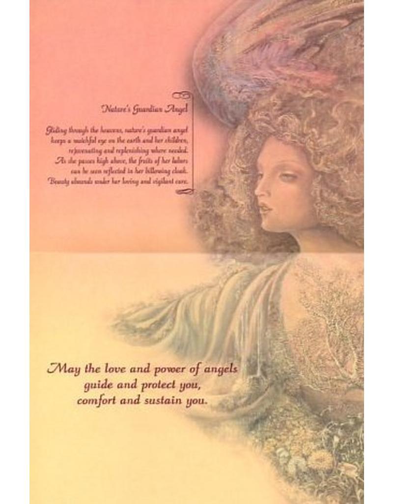 Josephine Wall Josephine Wall Natures guardian angel encouragement