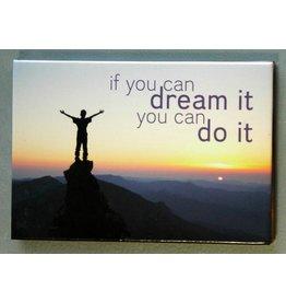 Zintenz Magneet if you can dream it
