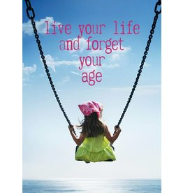Zintenz Magneet live your life and forget your age