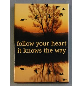 Zintenz Magneet follow your heart