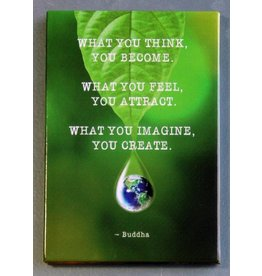 Zintenz Magneet what you think you become
