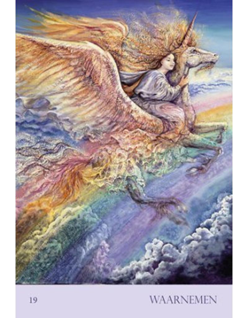Josephine Wall Helende engelen orakelkaarten